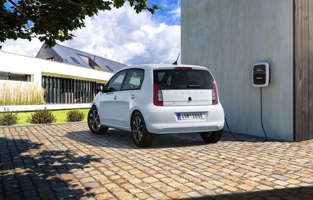 SKODA CITIGO e iV   ©2019 ŠKODA AUTO Deutschland GmbH