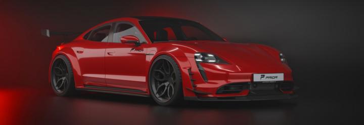 Porsche Taycan Prior Design | ©PRIOR Design GmbH