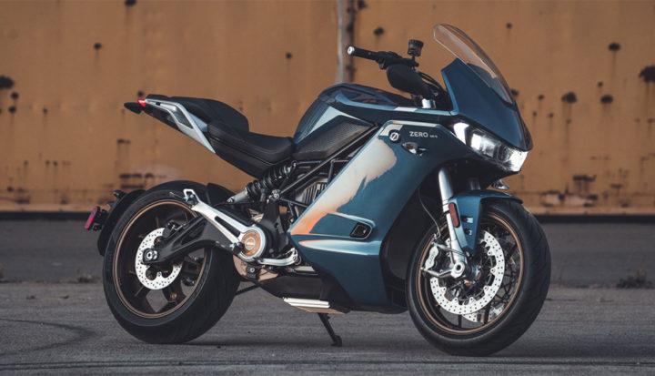 Zero Motorcycles SR/S | ©2019 Zero Motorcycles