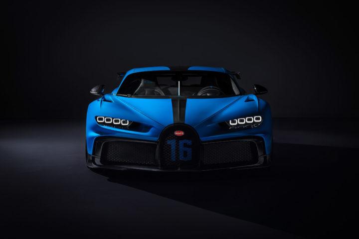 Bugatti Chiron Pur Sport | © 2020 BUGATTI AUTOMOBILES S.A.S.