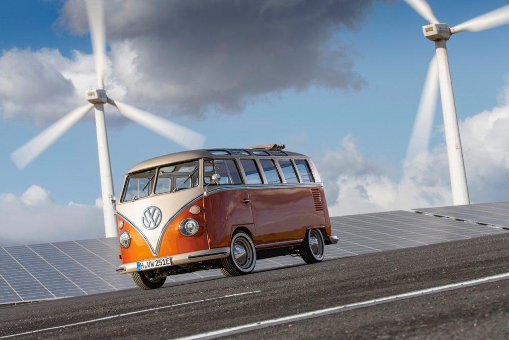 VW T1 eBulli   © 2018 Murschel Electric Cars GmbH & Co. KG