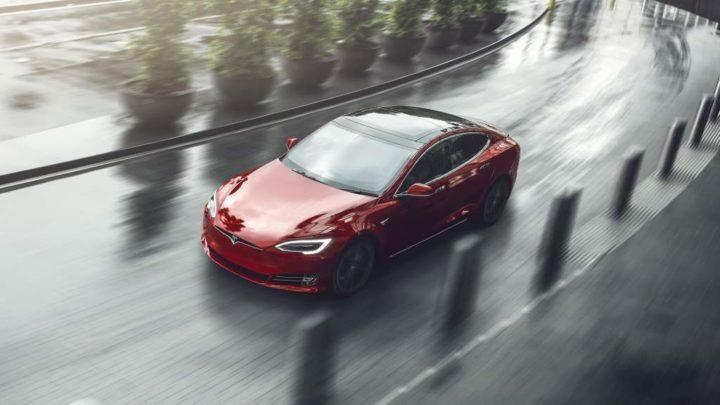 Tesla Model S Mit 1 Mio Kilometer | ©Tesla