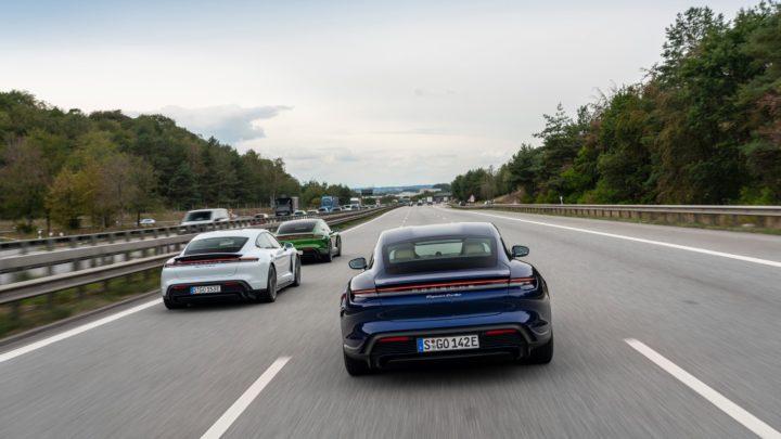 Tempolimits Für Elektroautos | © 2019 Dr. Ing. H.c. F. Porsche AG