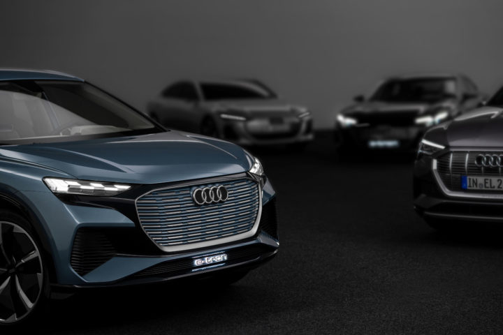 Audi E-tron | ©Audi Of America 2020