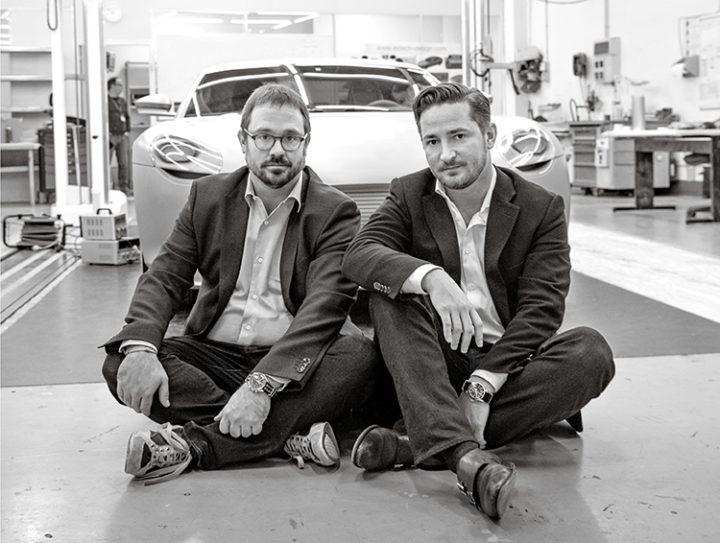 Anton Piëch & Rea Stark Rajcic | ©Piëch Automotive AG