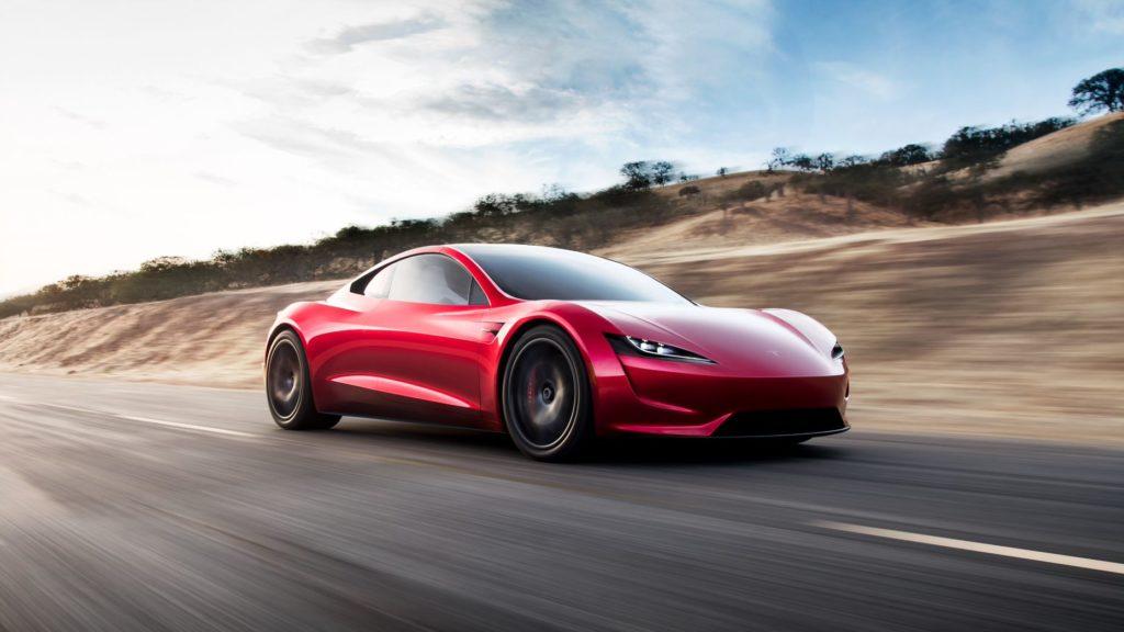 Tesla Roadster II   © Tesla 2020