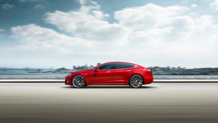 Tesla Model S Long Range Plus | © Tesla 2020